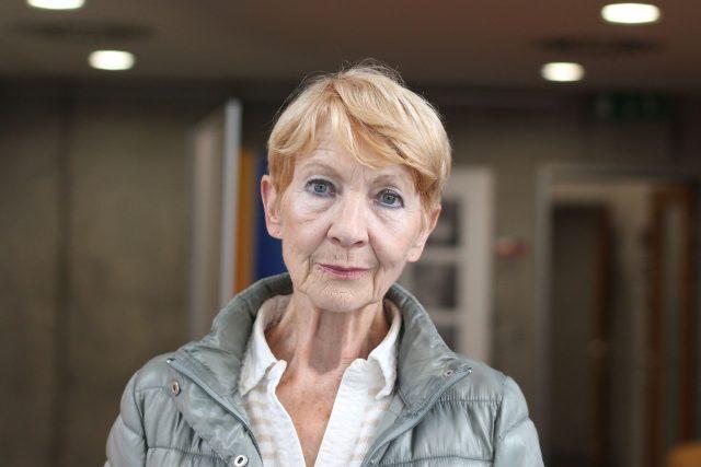 Daniela Kolářová, herečka a bývalá politička