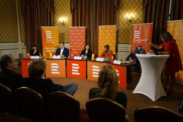 Debata odborníků na téma Bydlení