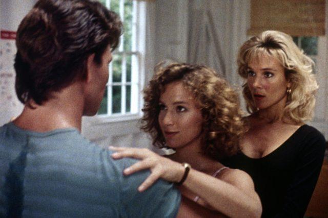 Jenifer Gray ve filmu Hříšný tanec