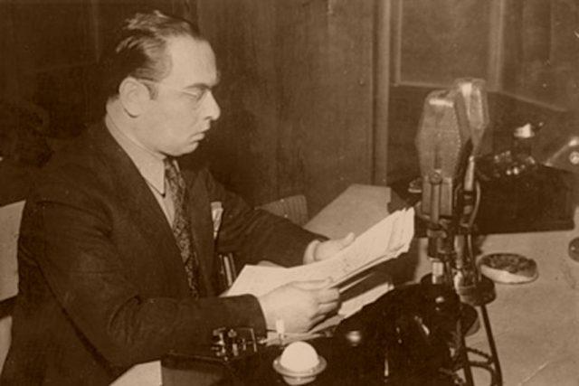 Spisovatel a novinář František Robert Kraus