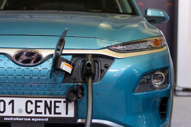 Hybridní vůz od společnosti Hyundai   foto: Profimedia