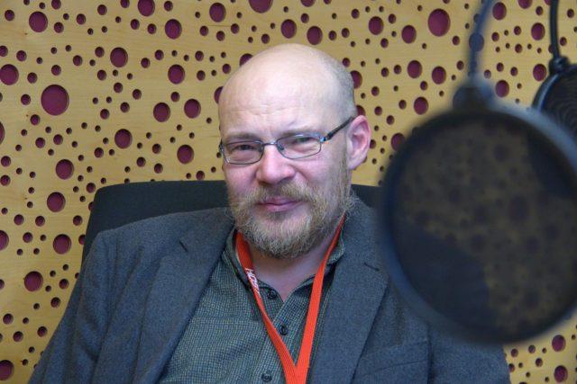 Ondřej Soukup, redaktor Hospodářských novin