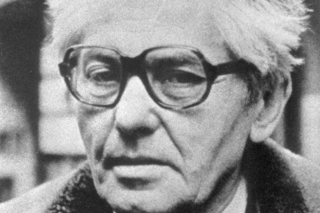 Básník a publicista Oldřich Kryštofek | foto: ČTK