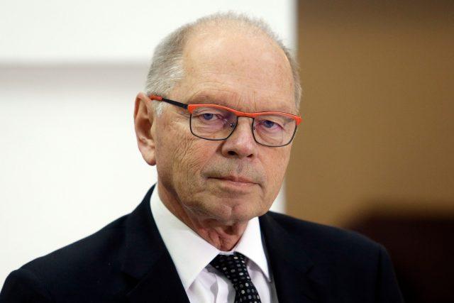 Ivan Pilný ve Sněmovně (2017)