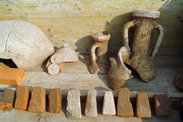Pravěká keramika | foto: Profimedia