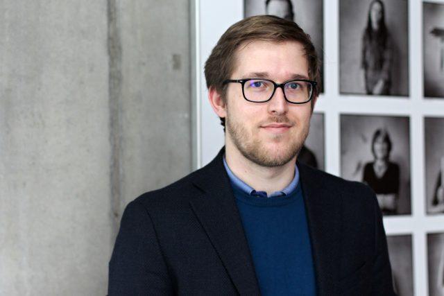 Vedoucí projektu Marek Ruščák