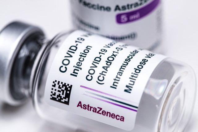 Vakcína proti koronaviru od společnosti AstraZeneca | foto: Fotobanka Profimedia