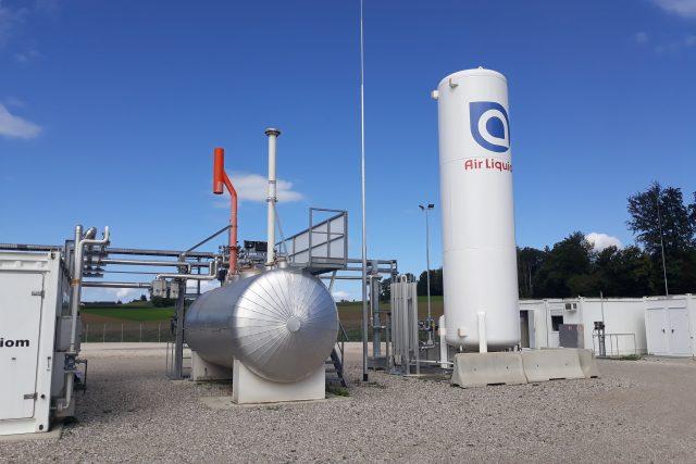 Rakousko zkouší nový postup pro ukládání energie z obnovitelných zdrojů.