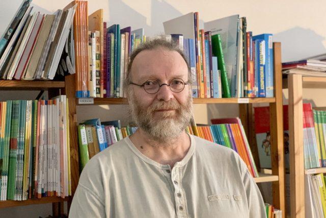 Václav Kučera, ředitel pražské pobočky Programu sociální integrace Člověka v tísni