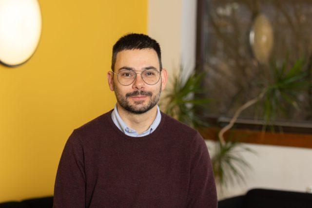 Výzkumník z oxfordské univerzity Jan Kulveit | foto: Future of Humanity Institute