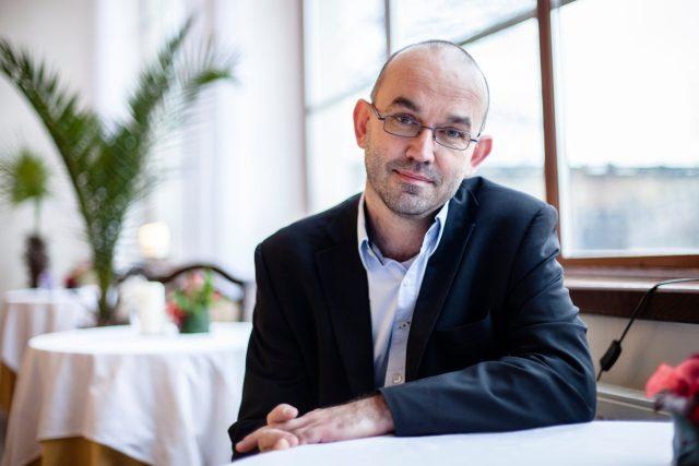 Hematolog Jan Blatný, nový ministr zdravotnictví za ANO