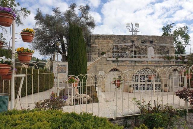 Na vykopávkách chrámu u Jeruzaléma se podílí čeští archeologové.
