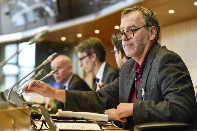 Europoslanec Luděk Niedermayer (TOP 09)
