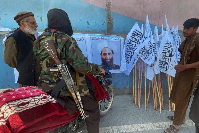 Bojovníci Tálibánu | foto: Reuters