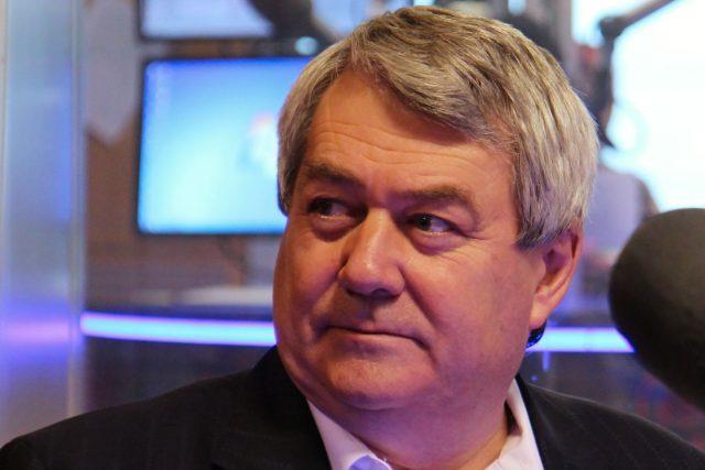 Vojtěch Filip, předseda Komunistické strany Čech a Moravy