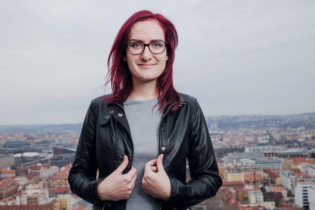 Nově zvolená europoslankyně Markéta Gregorová