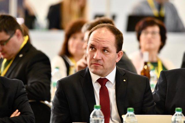 Poslanec Marek Výborný z KDU-ČSL