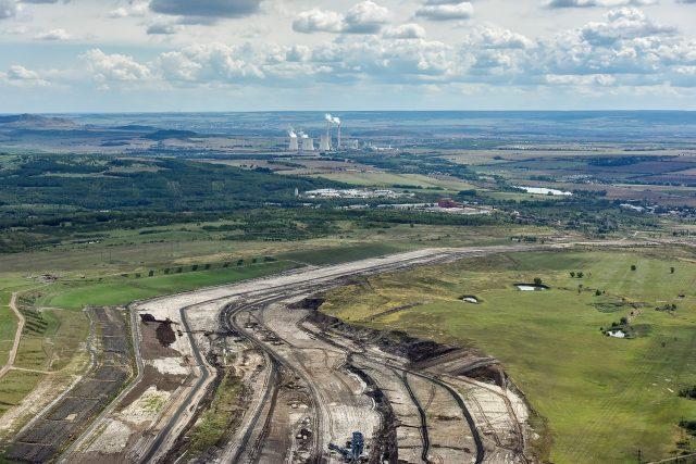 Kdy v Česku skončí spalování uhlí? | foto: Greenpeace