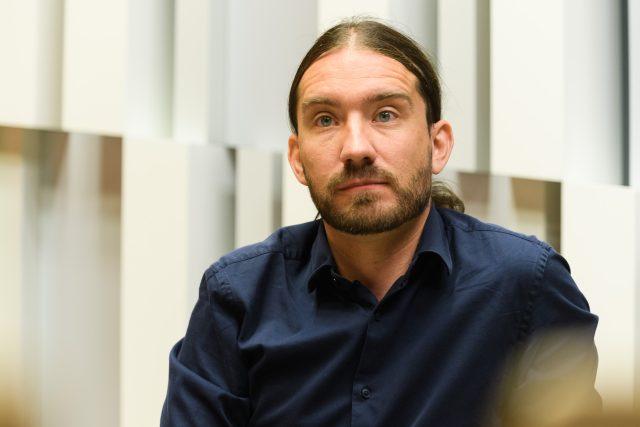 ředitel STEM Martin Buchtík