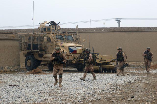Čeští vojáci v Afghánistánu  (ilustrační foto) | foto: Armáda ČR