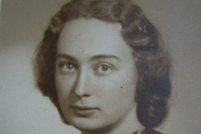 Jarmila Weinbergerová, která prošla čtyřmi koncentračními tábory