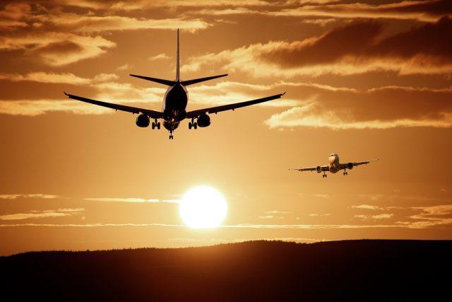 Letadlo (ilustrační foto)