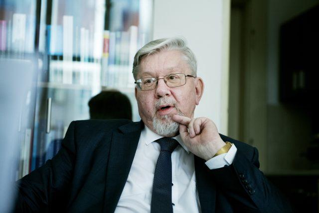 Aleš Gerloch, právník a profesor na Právnické fakultě Univerzity Karlovy