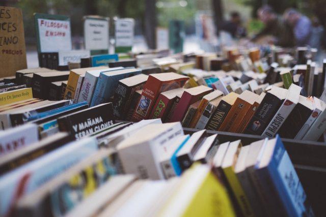 Knihkupectví (ilustrační foto)