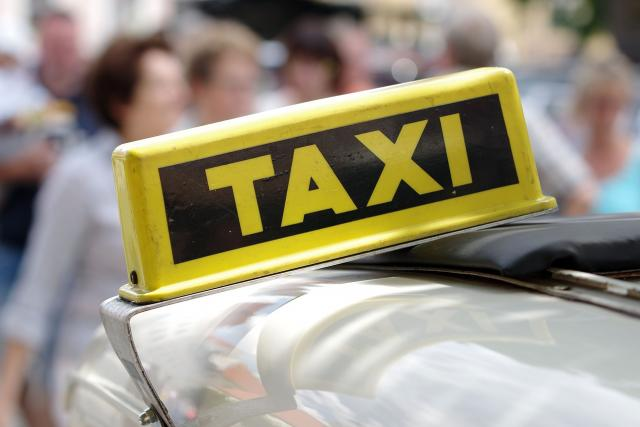 Taxi (ilustrační foto)