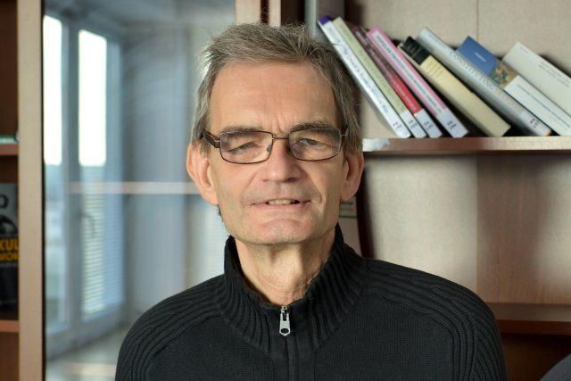 Politolog Pavel Barša z Filozofické fakulty Univerzity Karlovy
