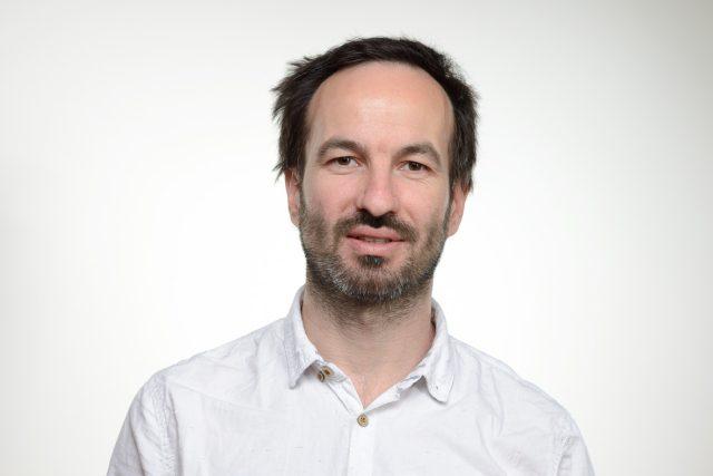 Jan Boček, redaktor Českého rozhlasu