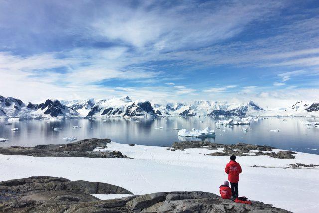 Antarktida (Ilustrační snímek)