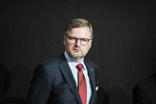 Předseda ODS Petr Fiala | foto: Michaela Danelová,  iROZHLAS.cz