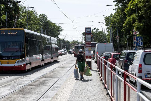 Doprava v Praze 6   foto: Michaela Danelová,  iROZHLAS.cz