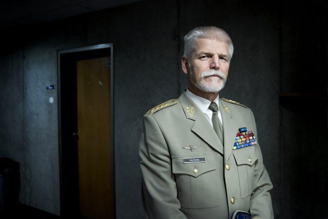 Generál Petr Pavel | foto: Michaela Danelová,  iROZHLAS.cz