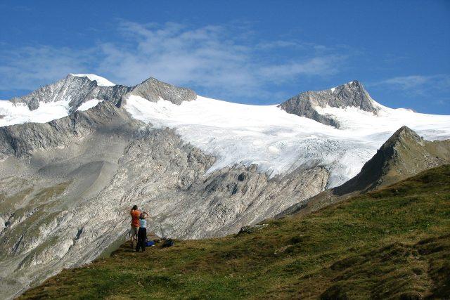 Ledovec (ilustrační foto)