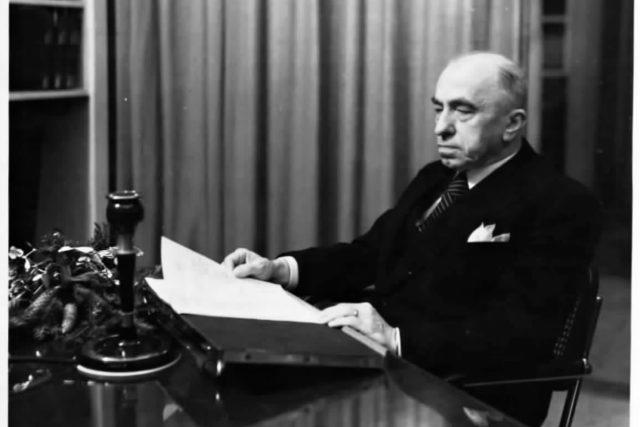 Prezident Emil Hácha