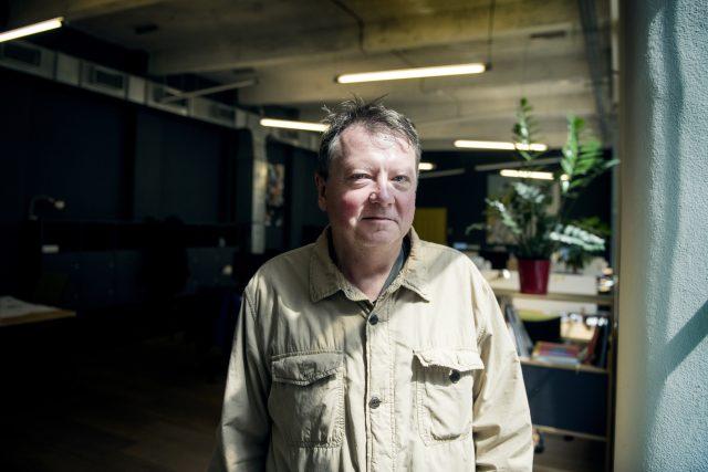 Sinolog Martin Hála, ředitel projektu Sinopsis