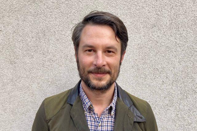 Jan Trnka z Ústavu biochemie, buněčné a molekulární biologie na 3. LF UK.