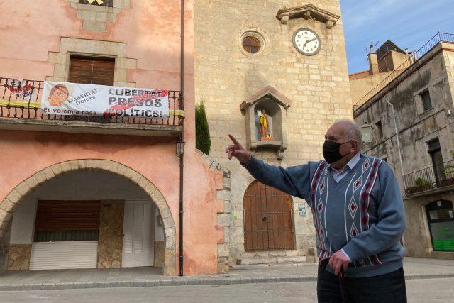 Z křesťanské lásky nabídl útočiště lidem jiné víry. Sedmasedmdesátiletý důchodce žijící v katalánském městečku Torroella de Montgrí otevřel dveře svého domu přistěhovalcům z Afriky | foto: Pavel Novák,  Český rozhlas,  Český rozhlas