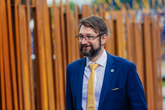 Jakub Landovský (ČSSD)
