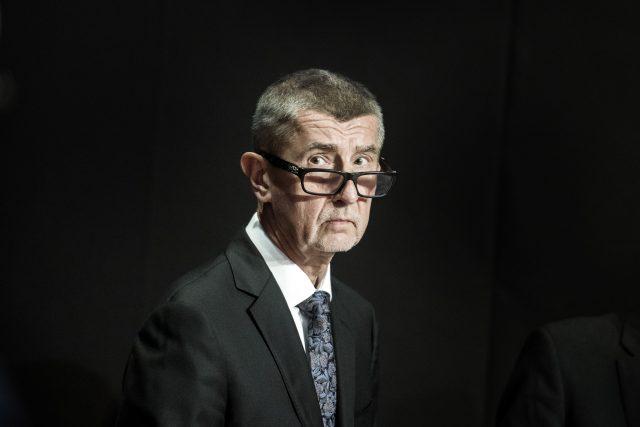 Portrét Andreje Babiše.