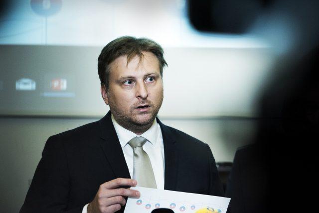 Jan Kněžínek, ministr spravedlnosti
