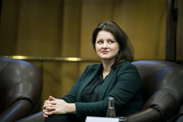 Jana Maláčová, ministryně práce a sociálních věcí