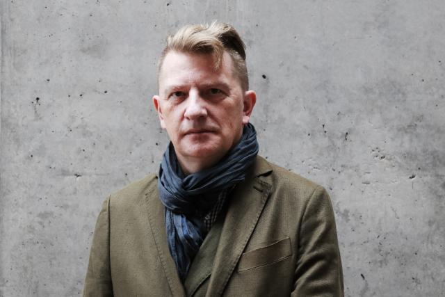 Spisovatel a nakladatel Jiří Padevět
