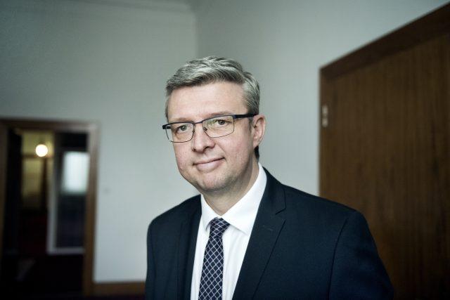 Karel Havlíček, místopředseda Rady pro výzkum, vývoj a inovace, předseda Asociace malých a středních podniků a živnostníků