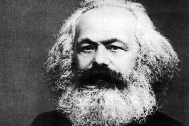 Až po mnoha desetiletích historikové zjistili,  že se Marx dopouštěl kreativní práce s fakty | foto: John Jabez Edwin Mayall,  Wikimedia Commons,  CC0 1.0