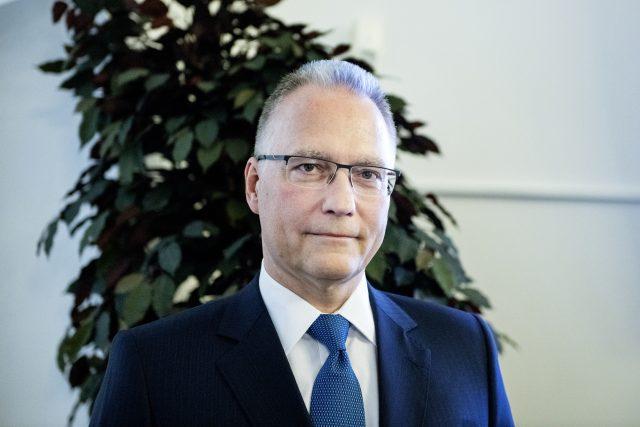 Michal Koudelka, ředitel Bezpečnostní informační služby