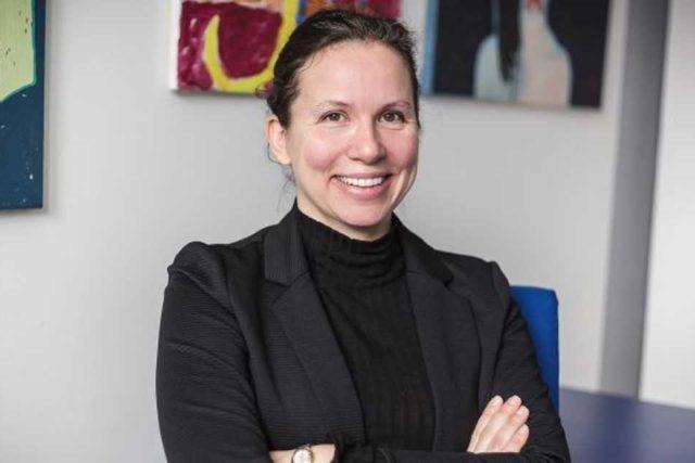 Julia Bienertová-Vašků, vedoucí vědeckého týmu z Masarykovy univerzity, který testoval novou metodu měření stresu
