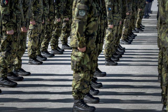Vojáci Armády ČR